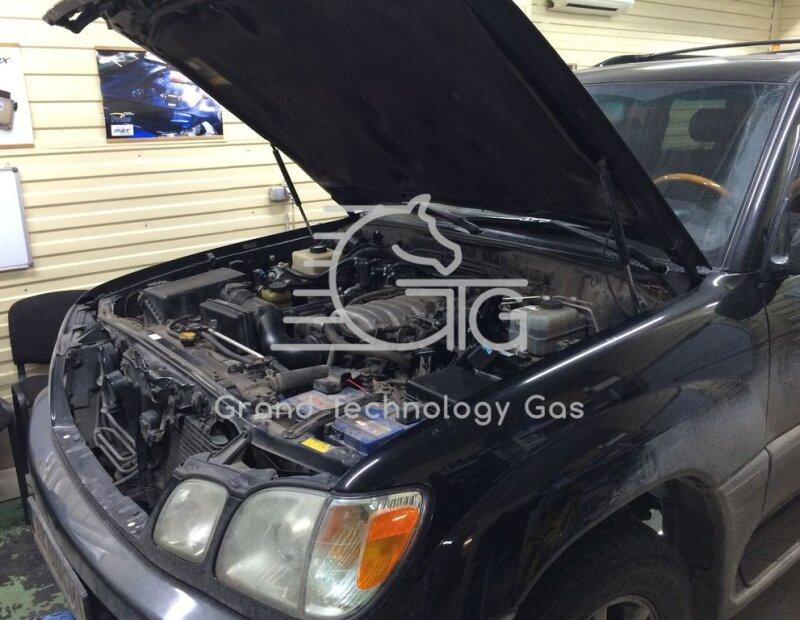 Переключатель газ/бензин