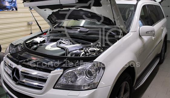 Mercedes GL-550
