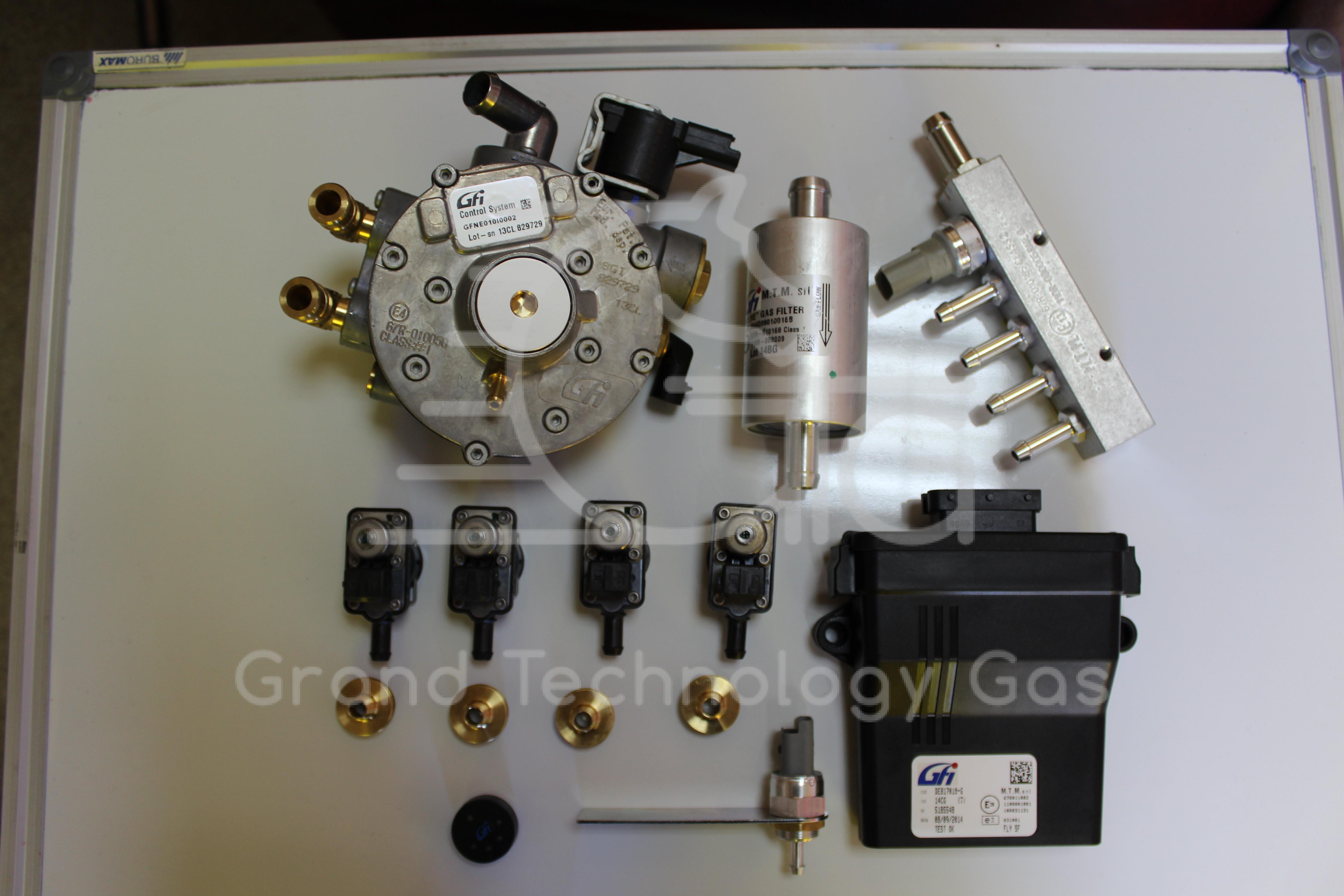 GFI - комплект оборудования