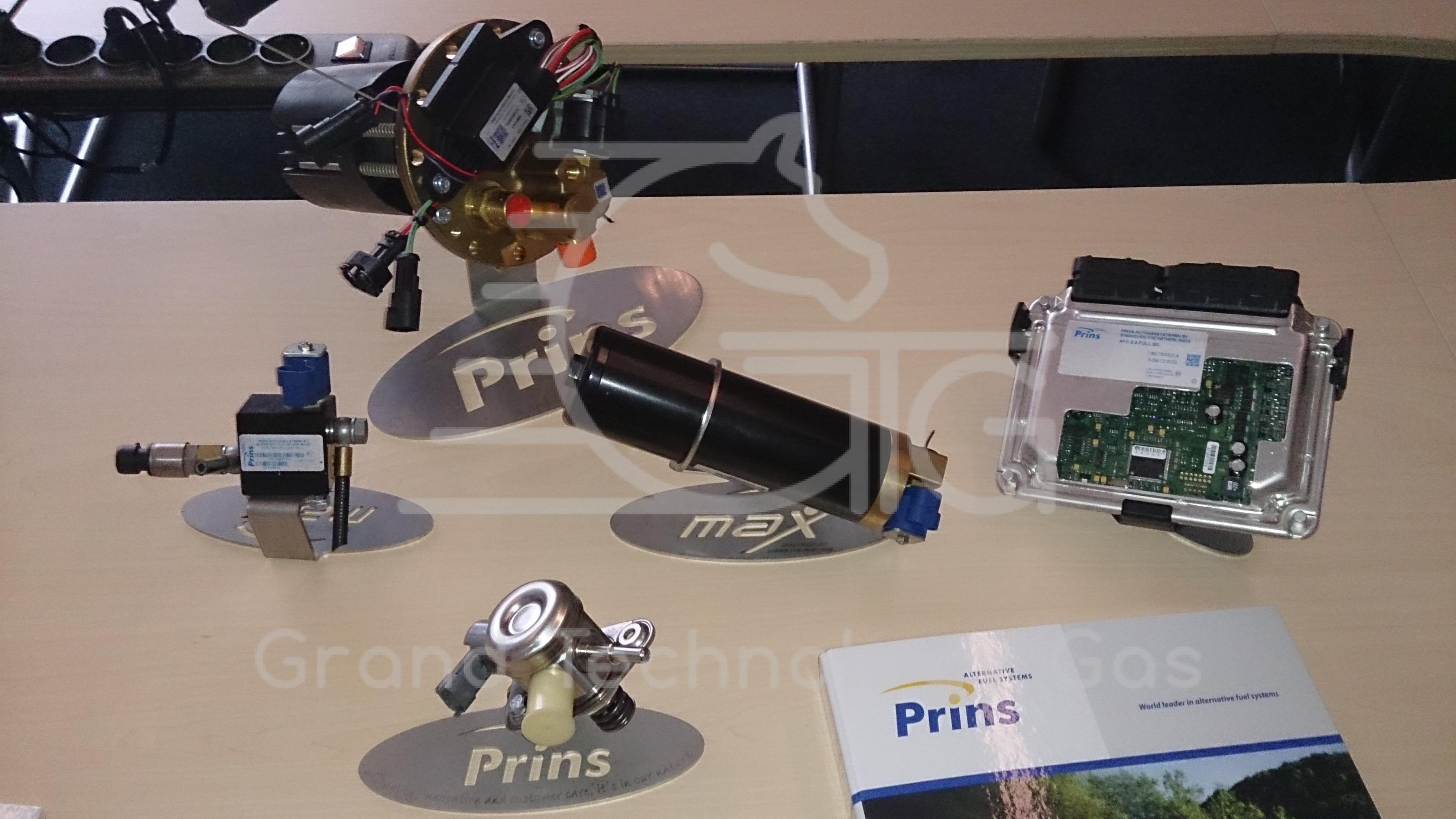 Комплект оборудования Prins DLM