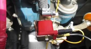 Клапан бензина ГБО — как определить поломку?
