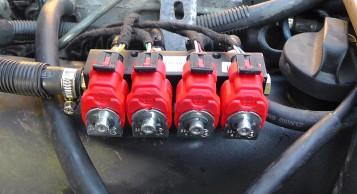 Все про газовые форсунки ГБО