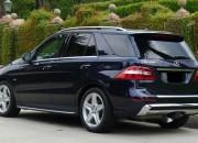 Mercedes ML550