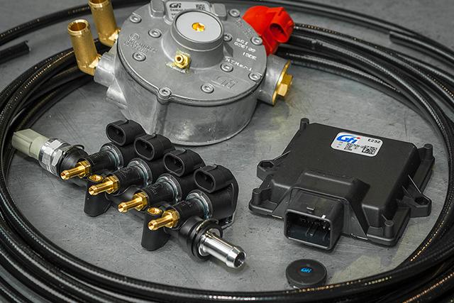 gfi газовое оборудование