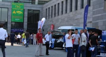 Выставка ГБО и Автогаза в Киеве 2015
