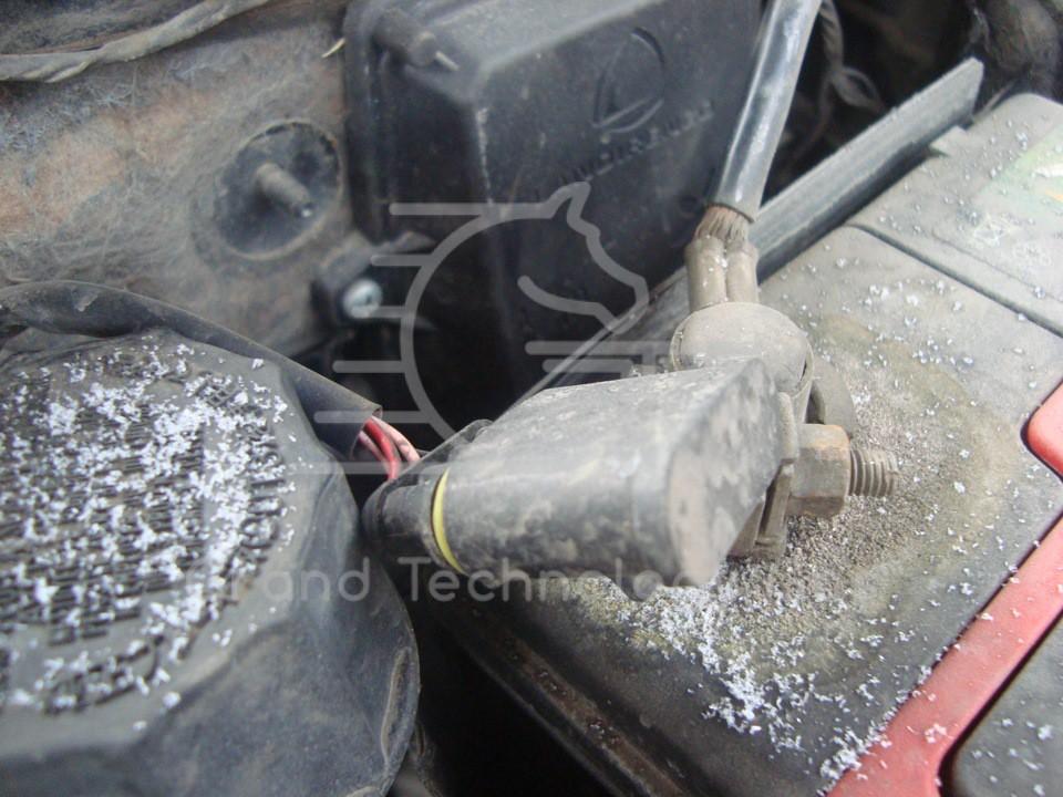 Бензиновый клапан