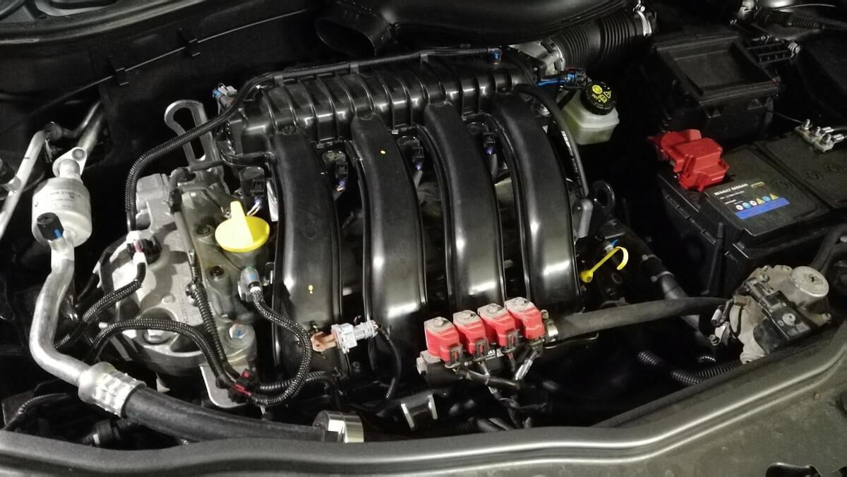 газовое оборудование на Nissan