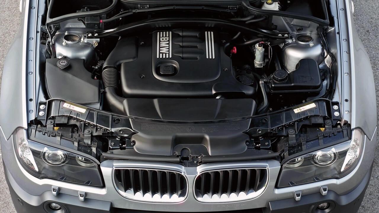 ГБО 4 поколения BMW
