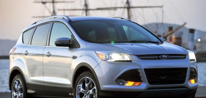 Монтаж ГБО 4 поколения на Ford на сервисе Grand Gas