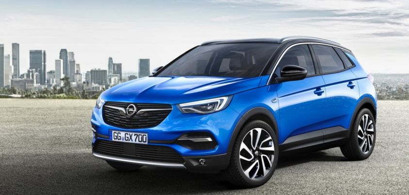 ГБО 4 поколения на Opel в сервисном центре Grand Gas